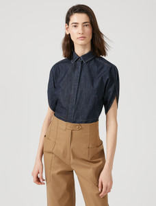 Sportmax Code Denim Shirt
