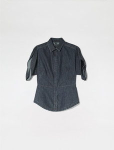 Sportmax Code Denim Shirt