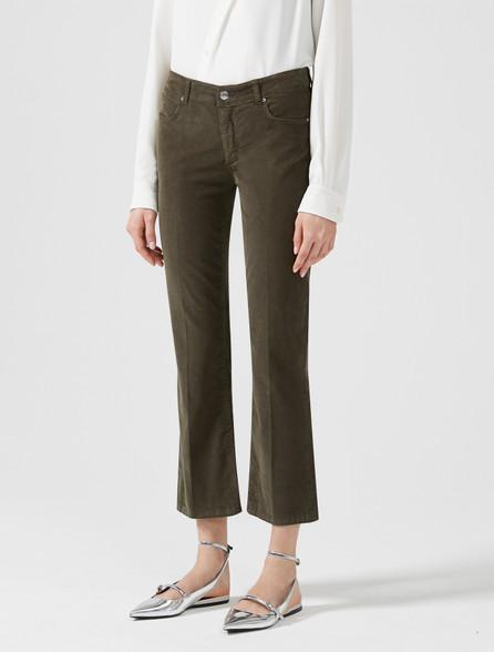 Sportmax Code Ermes Trousers Khaki