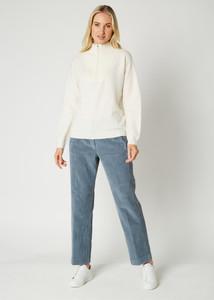 Hartford Premier Corduroy Trousers Light Blue | Anastasia