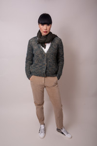 Hartford Lurex Cardigan