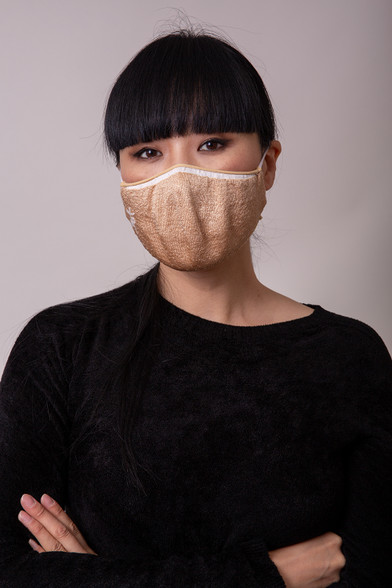 Transit Face Mask Honey