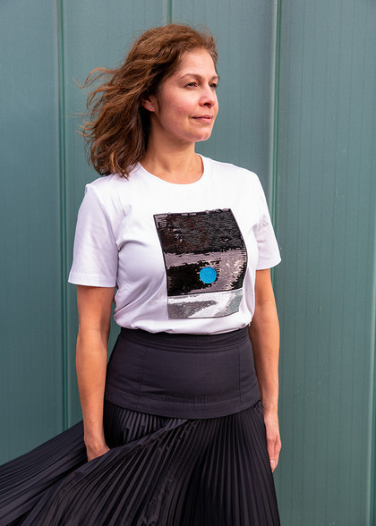 Sportmax Code Duomo T-Shirt White
