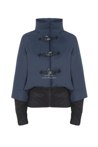Georgia in Dublin Bronte Jacket Navy