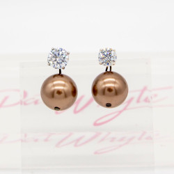 Pat Whyte Drop Earrings