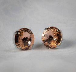 Pat Whyte Rivoli Gold Earrings