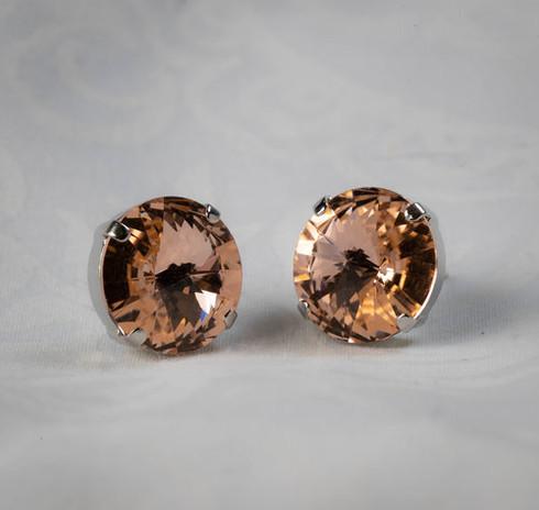 Pat Whyte Rivoli Gold Earrings