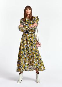 Essentiel Antwerp Ruffled Maxi Dress