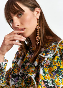 Essentiel Antwerp Zasturie Long Earrings