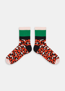 Essentiel Antwerp Leopard Socks