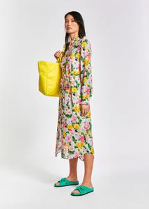 Essentiel Antwerp Flower Print Midi Dress