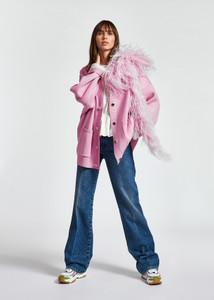Essentiel Antwerp Pink Cardigan
