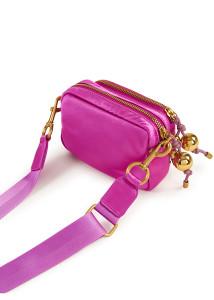 Essentiel Antwerp Pink Shoulder Bag