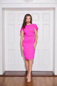 Caroline Kilkenny Derry Pink Dress