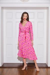 Caroline Kilkenny Zoey Jersey Dress
