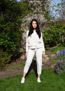Transit Par Such Trousers Ivory