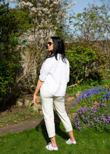 Transit Par Such Shirt White