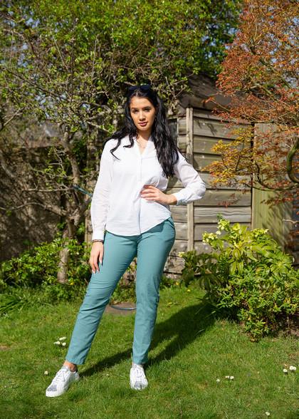 Hartford Cotton Pants