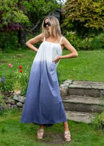 Hartford Dip Dyed Cotton Dress
