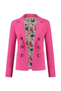POM Amsterdam Bright Pink Blazer