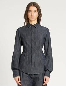 Sportmax Code Albatro Denim Shirt