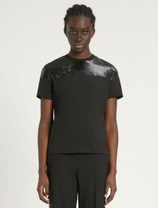 Sportmax Code Sequin T-Shirt
