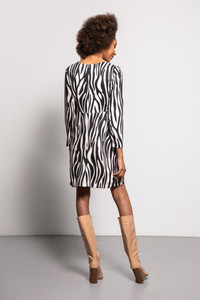 Sisters by CK Bruxcell Dress Stripes