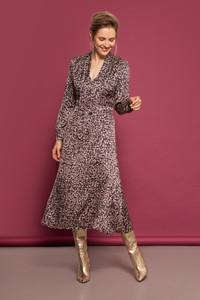 Caroline Kilkenny Long Print Dress