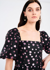 Fee G AW21 Maxi Dress Stars