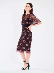 FeeG AW21 Glitter Hearts Dress