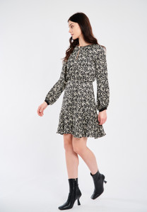 Fee G AW21 Speckled Short Dress