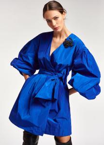 Essentiel Antwerp Volumious Wrap Dress