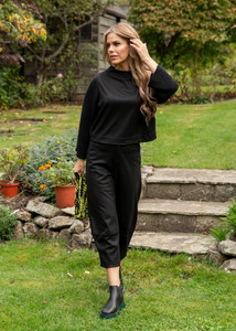 Transit Par Such AW21 Wide Wool Trousers