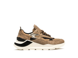 DATE Taupe Fashion Sneakers