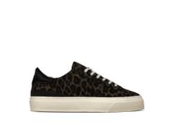 DATE Dark Leopard Print Sneakers