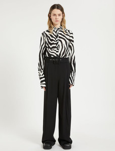 Sportmax Wide Belted Trousers AW21