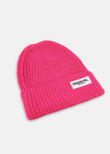 Essentiel Antwerp Bright Pink Beanie