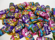"Foil Wrapped ""Easter Rabbits"" - Bulk per pound"