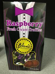 Blum's Raspberry Fresh Cream Truffles