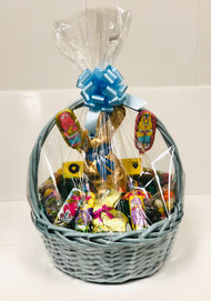 Medium Easter Basket (Blue)