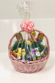 Small Easter Basket (Pink)