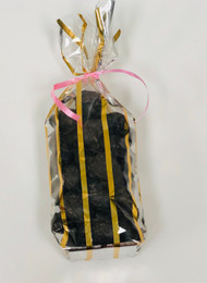 Chocolate Covered Peanuts In Cello Bag (Dark)