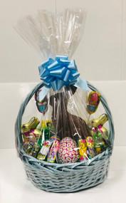 Large Easter Basket (Blue)