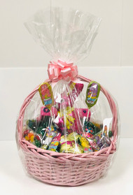 Medium Easter Basket (Pink)