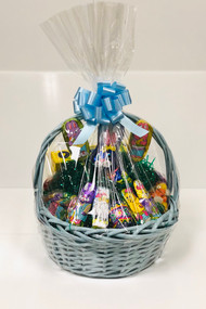Small Easter Basket (Blue)