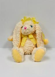 Stuffed Medium Bunny (Yellow)