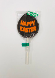 Nut Free Happy Easter Pop Dark Chocolate