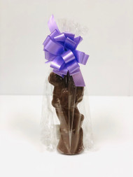 6oz Bunny in Cello Milk Chocolate