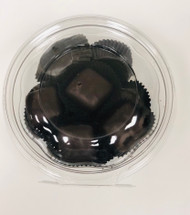 Chocolate Covered Caramels in Tub (Dark)
