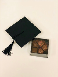 Graduation Cap with Assorted Chocolates